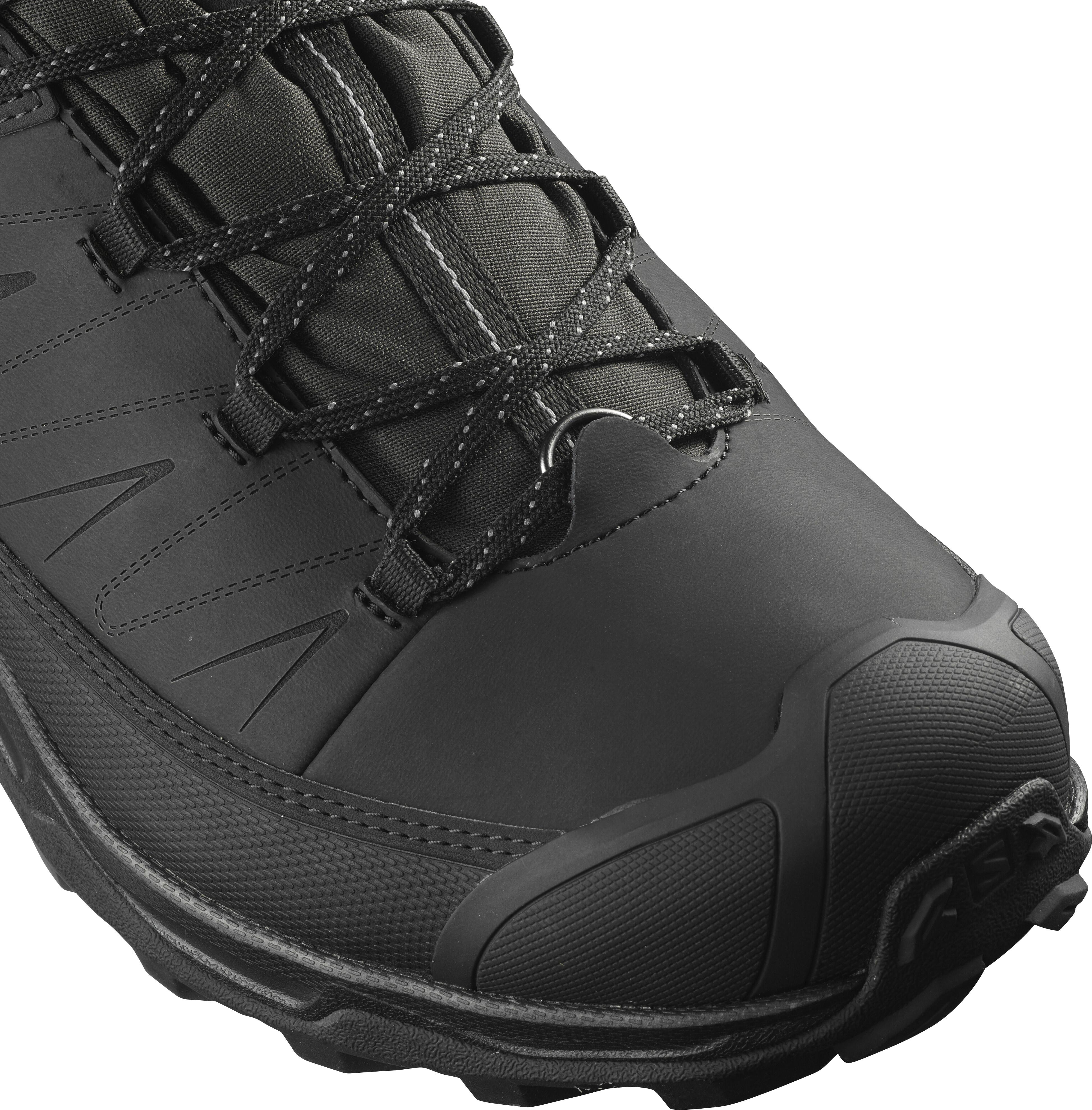 brand new cd691 d3fdc Salomon X Ultra Mid CS WP Shoes Men black/phantom/quiet shade